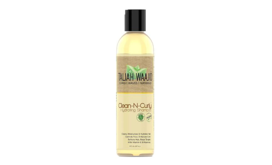 Taliah Waajid Clean N Curly Hydrating Shampoo - 8 fl oz.