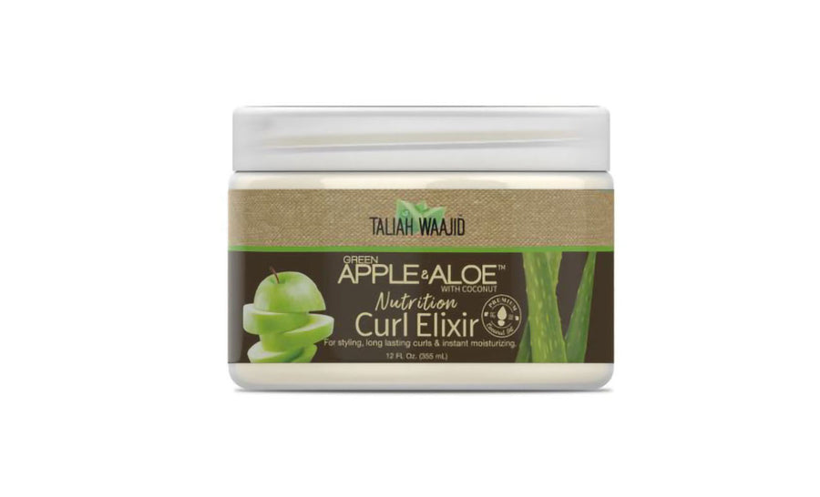 Taliah Waajid Green Apple & Aloe Nutrition Curl Elixir - 12 fl oz.