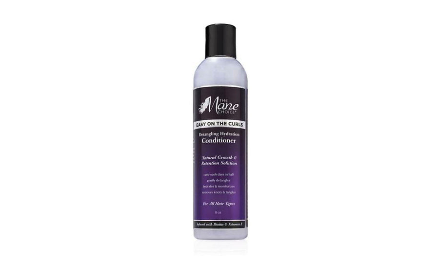 The Mane Choice Easy on the Curls Detangling Hydration Conditioner - 8 oz.