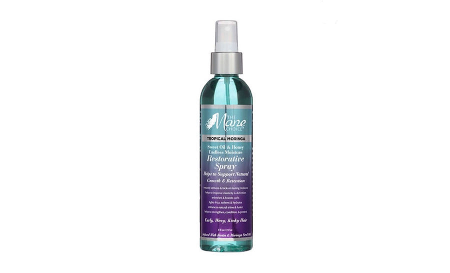 The Mane Choice Sweet Oil & Honey Endless Moisture Restorative Spray - 8 fl oz.