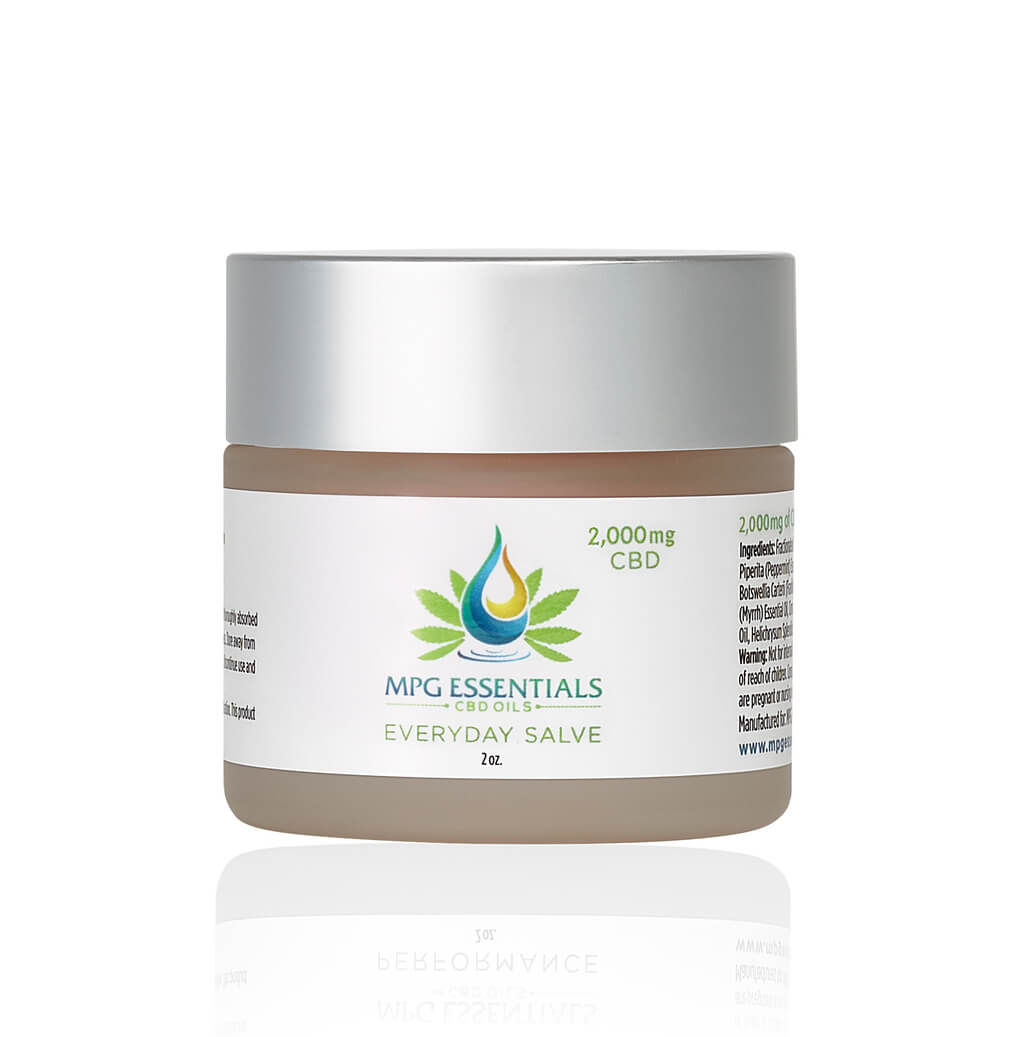 2000mg Everyday Balm