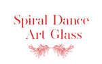 Spiral Dance Art Glass