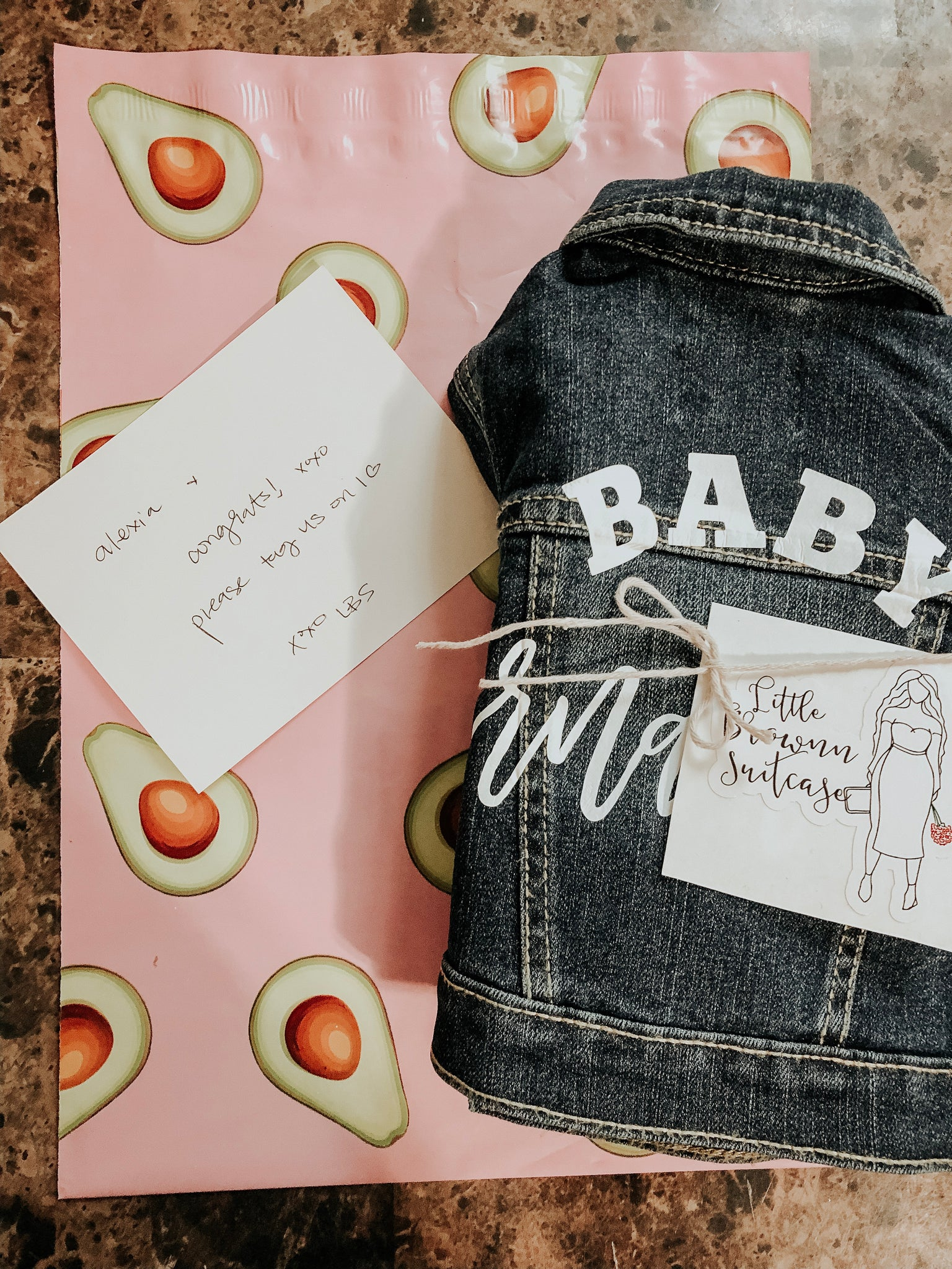 Baby Denim Jacket