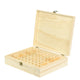 Wooden Essential Oil Organizer - Holds 68 Essential Oils