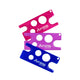 Metal Essential Oil Pop Topper Tool (3-Pack: Deep Blue, Lavender, & Pink)