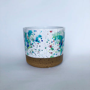 Paint Splash Pot