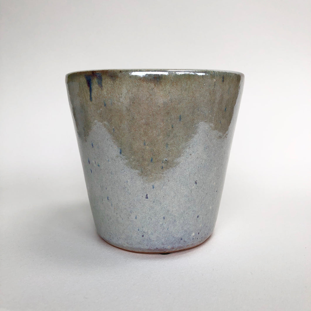 Pearl Ceramic Glaze Pot