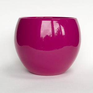 Colourful Round Pots