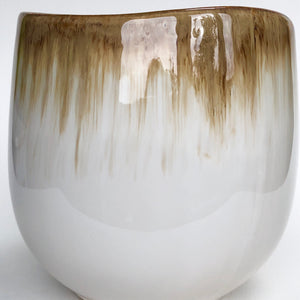 Ceramic Flame Pot
