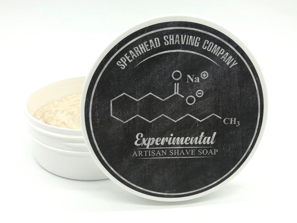 Spearhead Experimental Soap Project