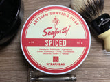 Seaforth! Spiced Shaving Soap