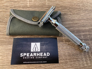 Spearhead Safety Razor Case