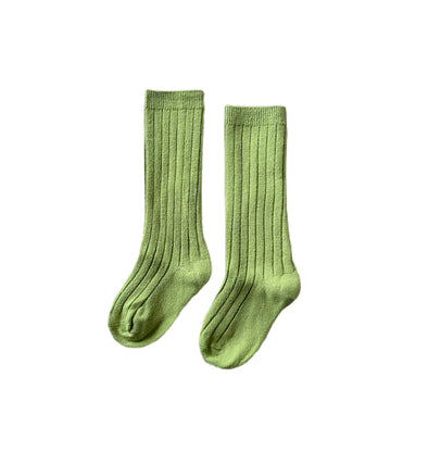 Pistachio Knee High Socks - Happily Ella After