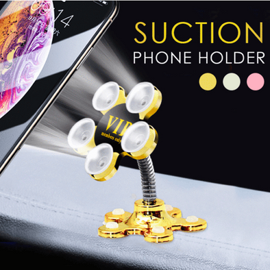 Handfree™ - 360° suction cup phone holder