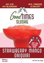 Strawberry Mango Daiquiri