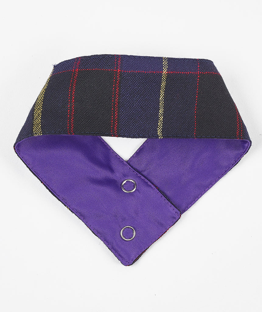 Camden Tailored Neck Scarf - Hercabella