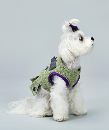 Notting Hill Waistcoat Harness with Skirt - Hercabella