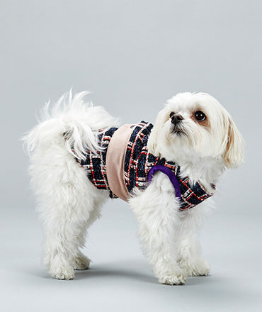 Trafalgar Square Waistcoat Harness with Tail - Hercabella