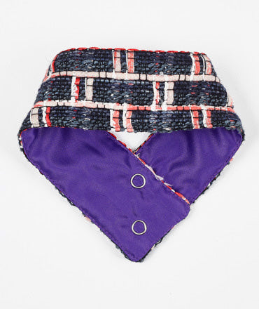 Trafalgar Square Tailored Neck Scarf - Hercabella