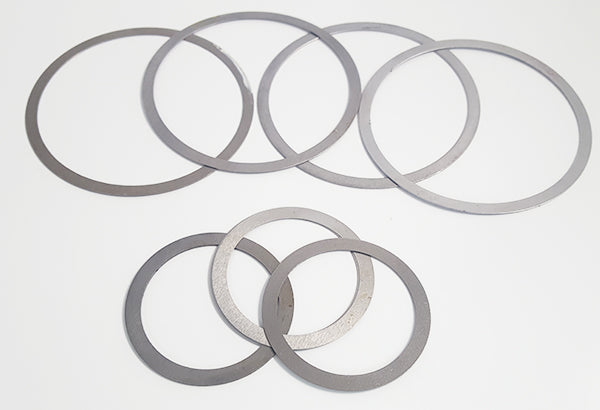 TKO600 / 500 BEARING SHIM KIT 2670741