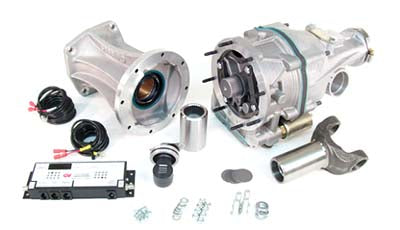 "3D0352A - Automatic 3-Speed TH 350 Elec Speedo 6"" Tailhousing"