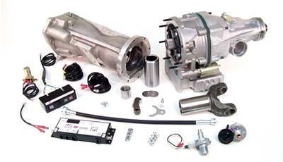 "3D0728A - Automatic 3-Speed 727 8"" Tailhousing"