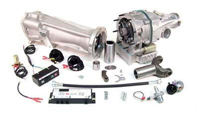 "3D0729A - Automatic 3-Speed 727 12"" Tailhousing"