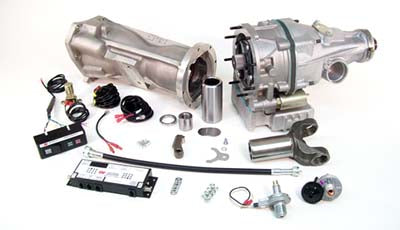 "3D0731A - Automatic 3-Speed 727 8"" Tailhousing"