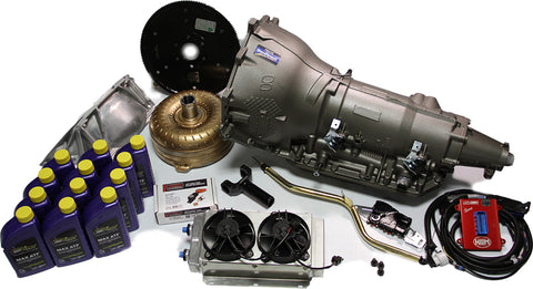 GM 4L80-E Performance Transmission Pkg (Up to 800 lb-ft of Torque) for LS engines