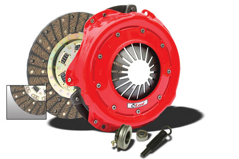 "McLeod Racing Super Street Pro Clutch Kit Mustang 4.6L, 5.0L (10.5"" x 1-1/16"" x 10 Spline)"