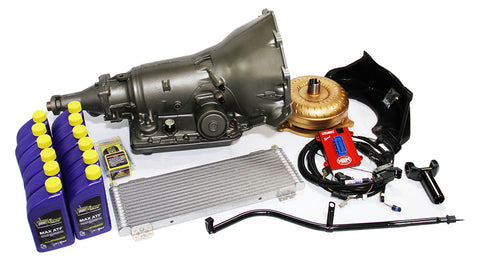 GM 4L60-E Performance Transmission (Up To 550 lb-ft of Torque) for SB/BB Engines