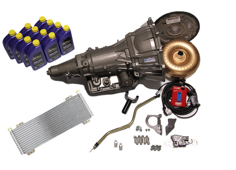 GM 4L60-E Performance Transmission (Up To 450 lb-ft of Torque) for LS Engines