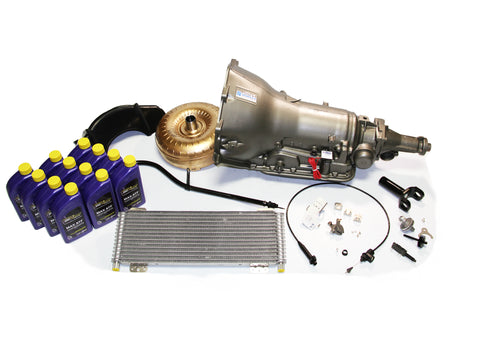 GM 700-R4 Transmission Package (Up to 450 lb-ft of Torque)