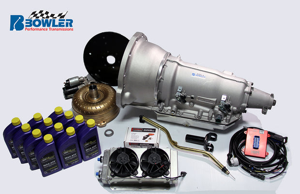 GM 4L80-E Performance Transmission Pkg (Up to 1000 lb-ft of Torque) for Mopar Gen 3 Hemi, Hellephant, and Hellcat engines