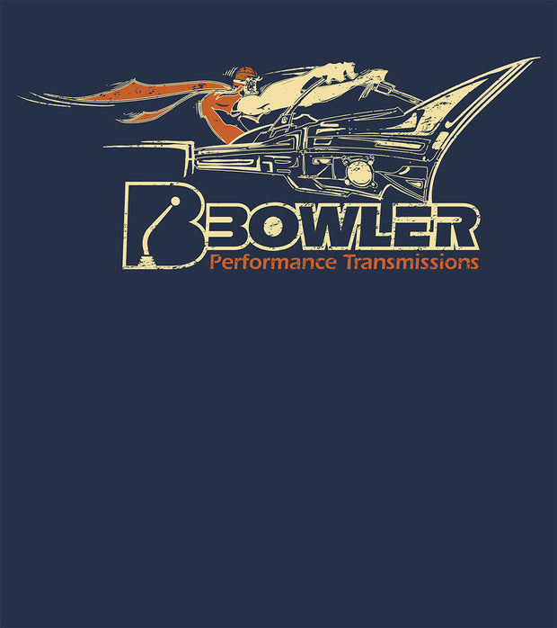 Bowler Transmission Crazy Rider T-Shirt