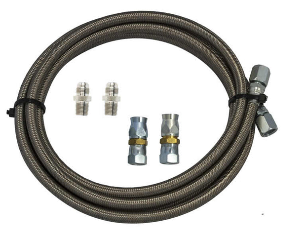 Bowler - Chrysler 727 and 904 Braided Cooler Line Kit