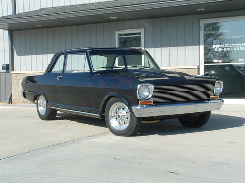 62-67 Nova with SB or BBC engine and Tremec 5-Speed