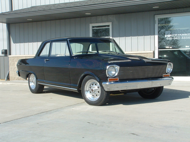 62-67 Nova with SB or BBC engine and Tremec TKO 5-Speed