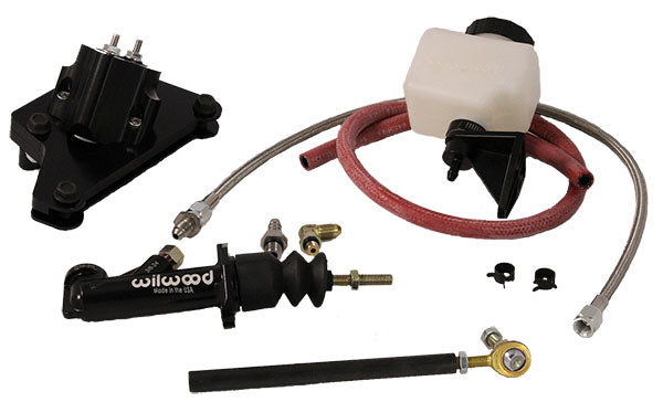 1970-74 Dodge/Chrysler E-Body Hydraulic Master Cylinder Kit (Plastic Reservoir)