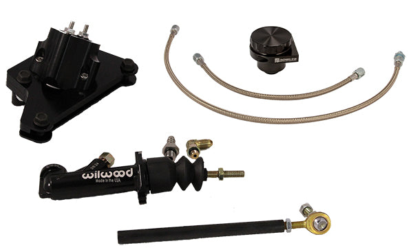 1970-74 Dodge/Chrysler E-Body Hydraulic Master Cylinder Kit (Billet Reservoir)