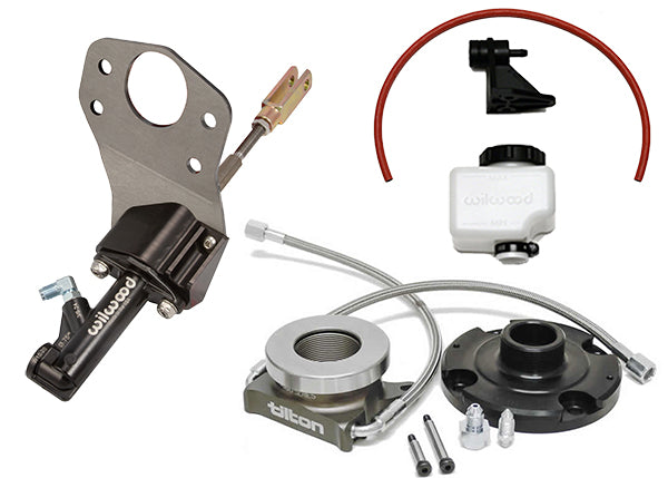 1967-1969 Camaro Hydraulic Clutch Conversion Kit (TKO 500/600)