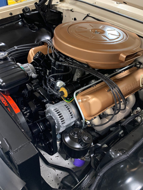 Ford FE appearance package for LS engines