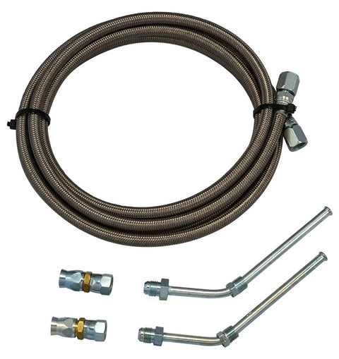 Bowler - GM Braided Cooler Line Kit