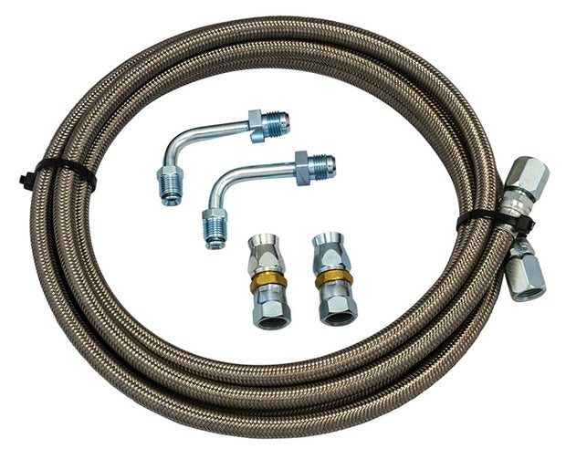 Bowler - Ford Braided Cooler Line Kit