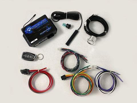 Phantom Products Touch-n-Go Start System w/Security