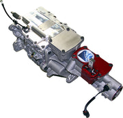 Tremec TCET5009 GM TKO 600 with Bowler Low Profile Top and Corvette side shifter 5-Speed Performance Transmission .64 5th