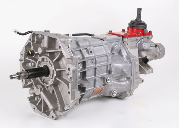 Tremec TUET16884 T-56 Magnum Ford 6-Speed Performance Transmission 2.97 First with  .80/.63 overdrives