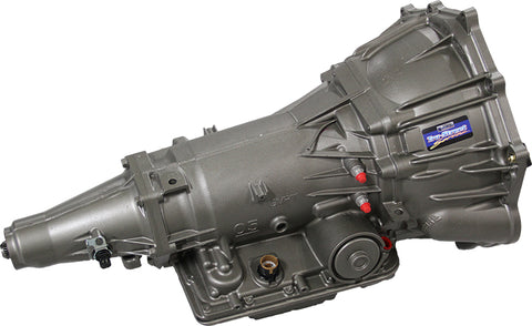 Bowler Automatic Tru-Street 4L60-E Performance Transmission and Converter Only (Up to 400 lb-ft of Torque) for LS engines