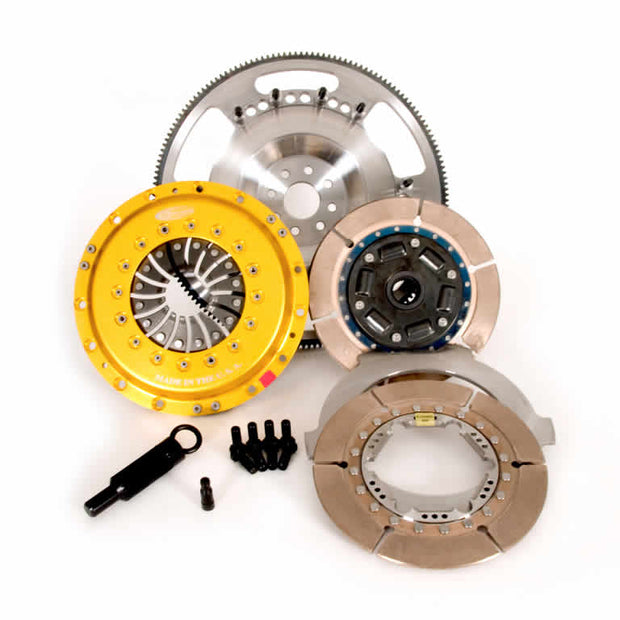 Centerforce Dyad RS Twin Disc Clutch (1999-2014 Mustang Cobra 4.6L, 5.0L, 2006-2008 Mustang GT500 5.4L)