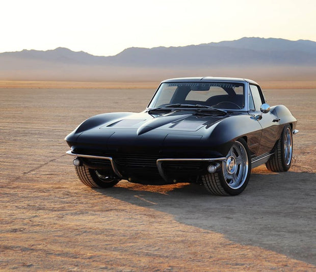 63-67 Corvette with SB/BBC engine and Tremec T56 Magnum 6-Speed